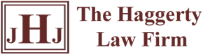 the haggerty law firm mobile logo